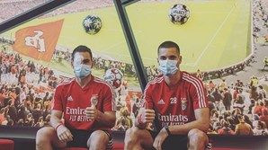 Zivkovic e Weigl ficaram feridos