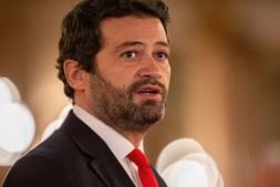 Líder do Chega, André Ventura