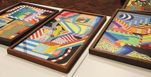 Não é a primeira vez que a PJ encontra quadros falsificados de António Palolo