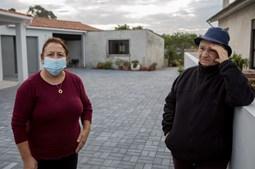Idília Patrão , tia, e Lucília Santos, avó, estão revoltadas com a demora do processo