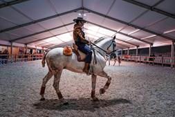 A arte equestre marca presença