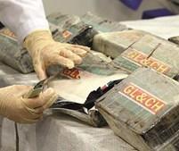 Rede terá enviado 50 toneladas de cocaína para a Europa