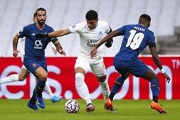 Marselha - FC Porto