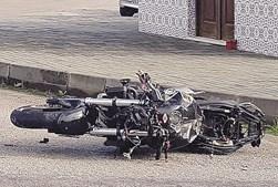 Jovem de 22 anos morre em despiste de mota em Santa Maria da Feira
