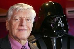 Dave Prowse foi Darth Vader na Guerra das Estrelas