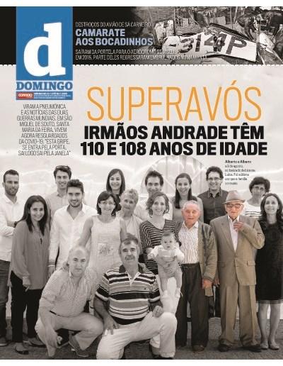 Revista Domingo desta semana (22/11/2020)