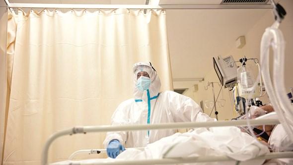 Falta de condições para isolamento impõe internamento de doentes com Covid-19