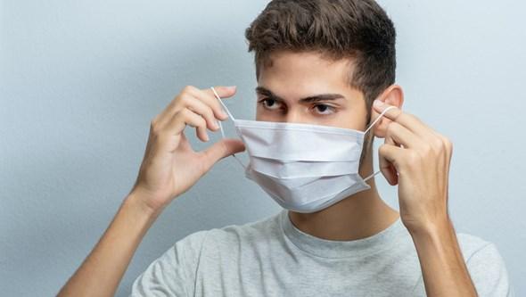 Como remover a máscara em segurança