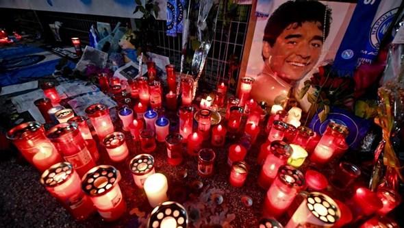 Ouça aqui o áudio da chamada de emergência para casa de Maradona