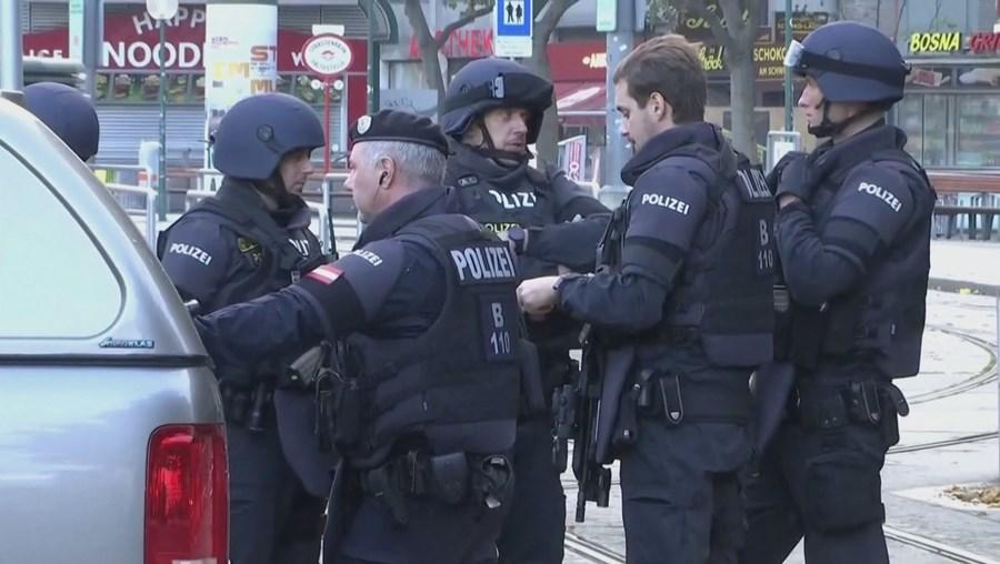 Polícia Áustria