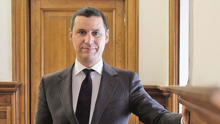 João Galamba é secretário de Estado Adjunto e da Energia, desde o fim de 2019