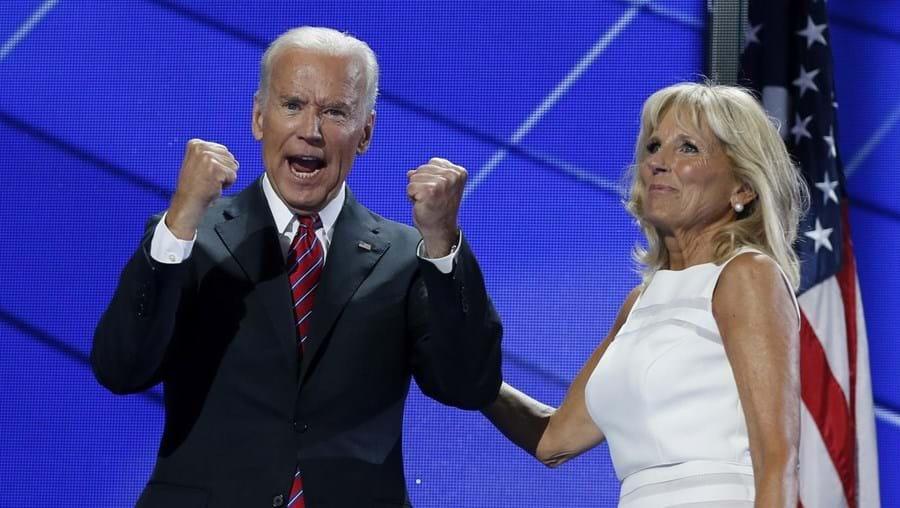 Joe e Jill Biden