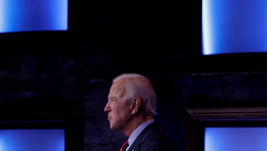 Joe Biden é o 46º Presidente norte-americano