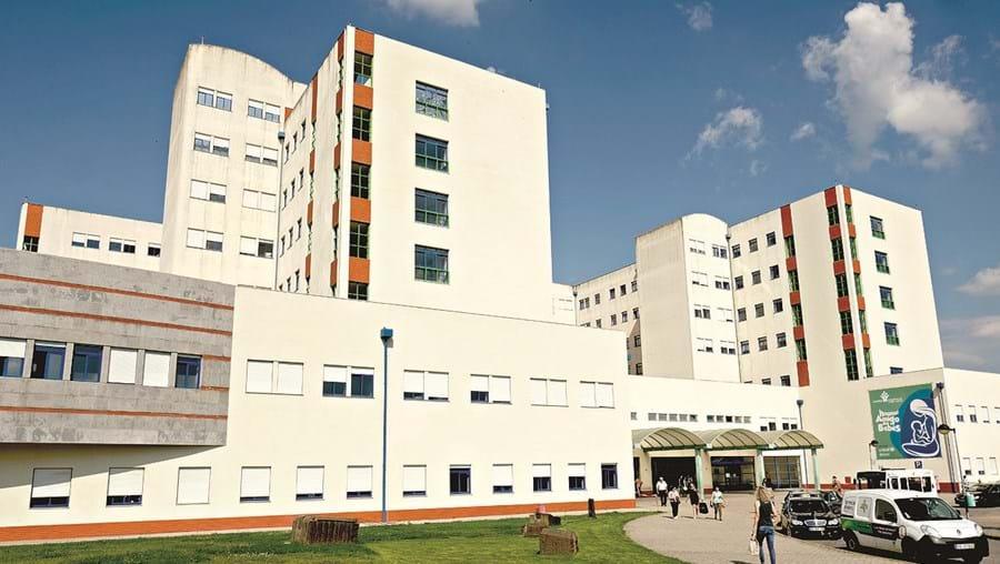 Hospital São Teotónio, em Viseu