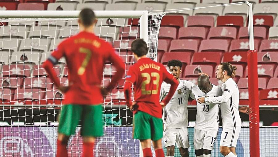 Portugal vs. França