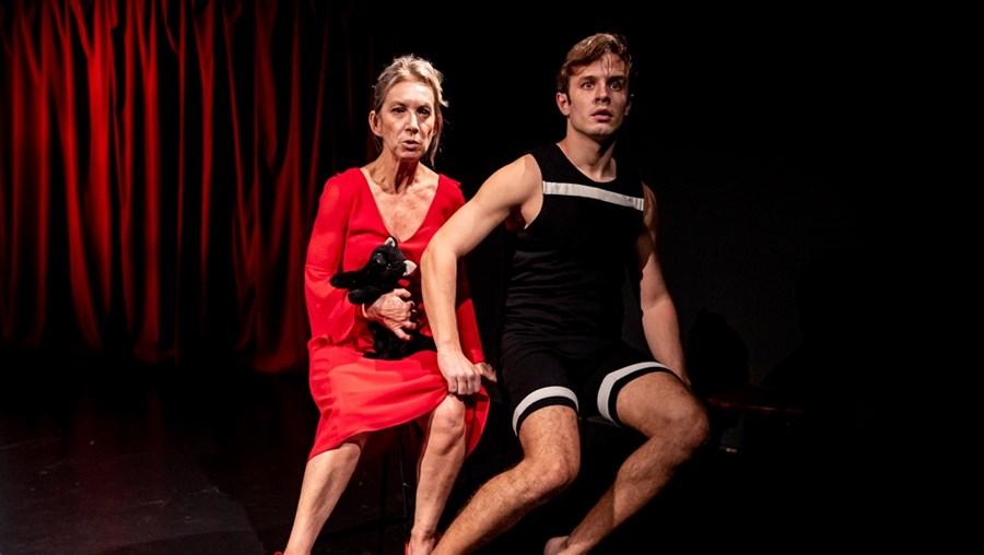 'Maria, a Mãe', no Teatro da Trindade