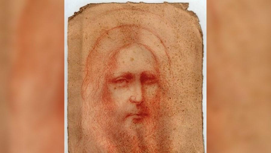 Encontrado esboço inédito do rosto de Jesus Cristo