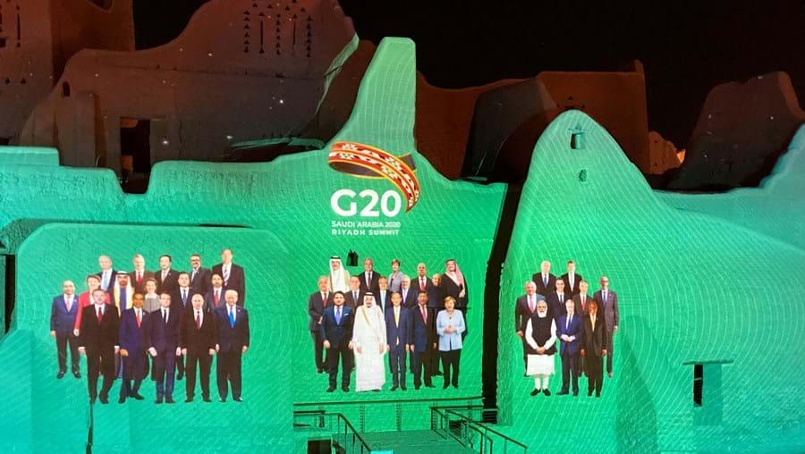Reunião do G20 decorreu por videochamada devido à pandemia da Covid-19