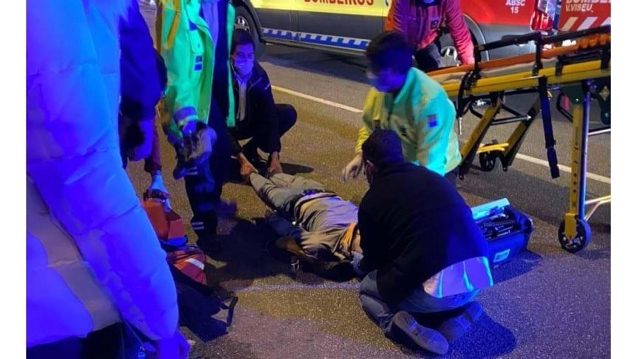 Trezentas das 1500 vítimas de atropelamento entre 2010 e 2019 tinham consumido álcool