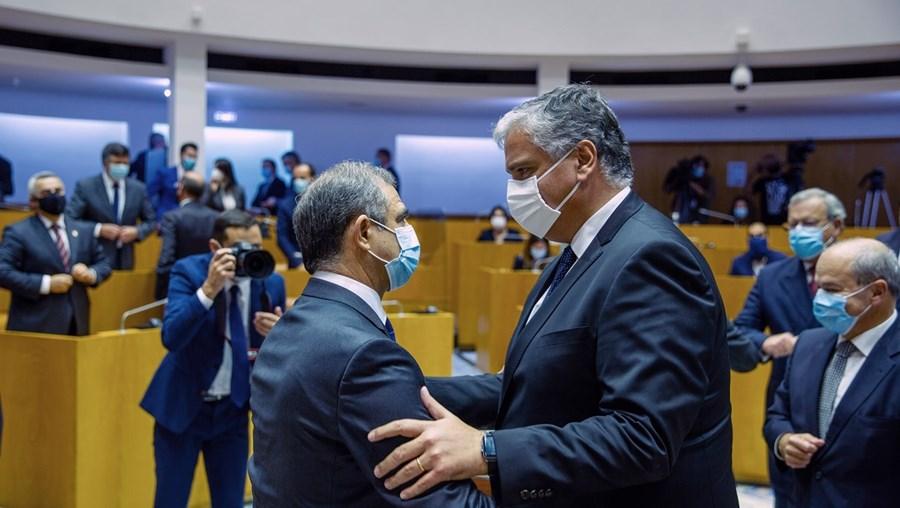 José Manuel Bolieiro é o novo presidente dos Açores. Sucede ao socialista Vasco Cordeiro