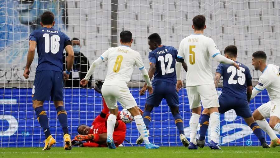 Zaidu é jogador do FC Porto