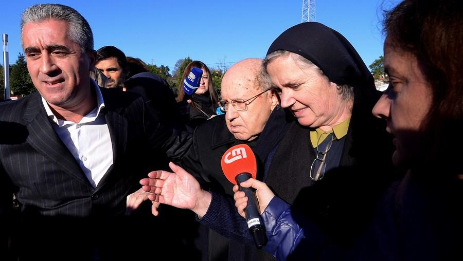 Padre Joaquim Milheiros é arguido