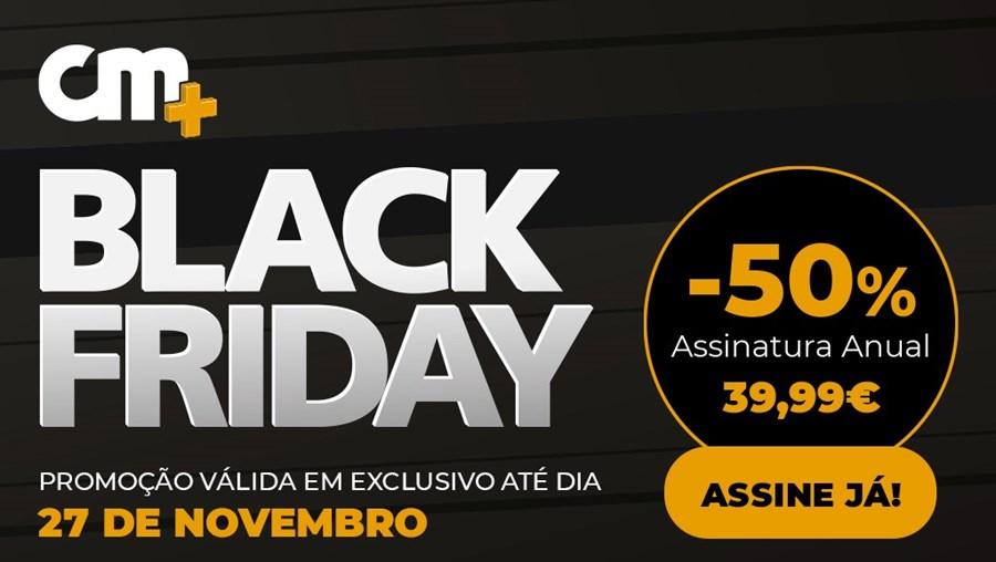 Aproveite a Black Friday com a campanha de 50% de desconto na assinatura digital do CM
