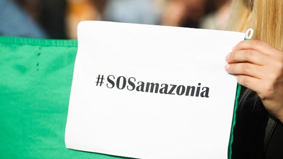 SOS Amazónia