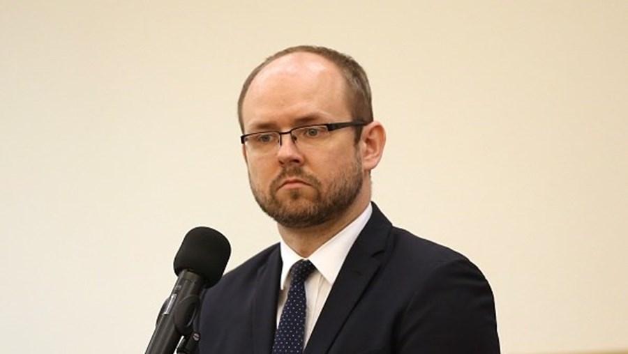 Vice-ministro polaco de Negócios Estrangeiros, Marcin Przydacz
