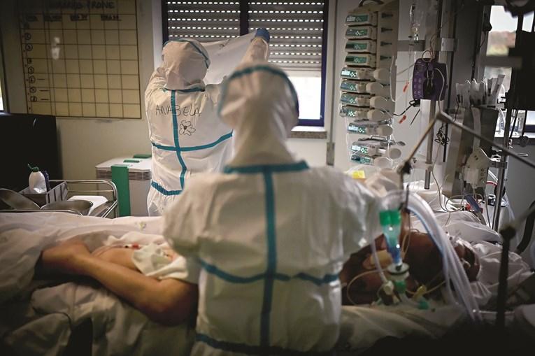 Penafiel revela a situação mais complicada. Depois do Norte, também a região Centro apresenta hospitais à beira da rutura