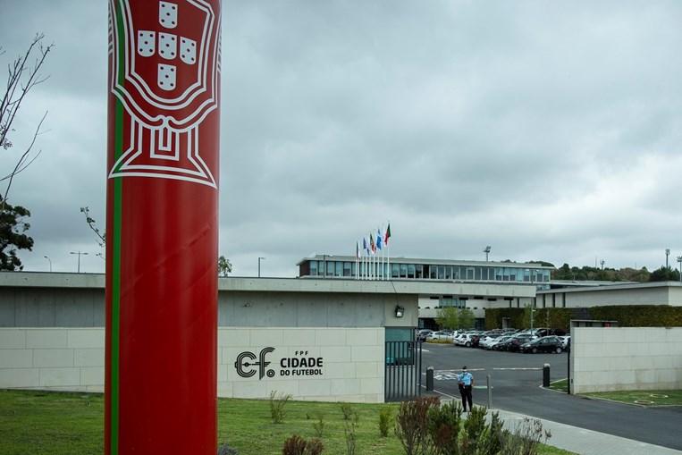 Federação Portuguesa de Futebol tem sede na Cidade do Futebol, em Oeiras