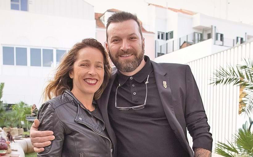 Ljubomir Stanisic tem na mulher, Mónica Franco, com quem vive há 11 anos, o seu maior pilar