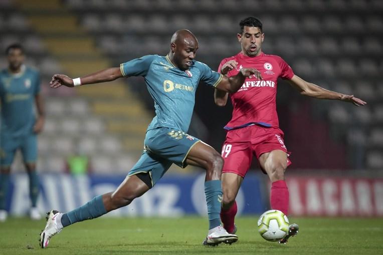 Trofense - Sporting Braga