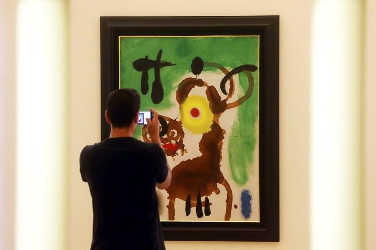 Em 2003 o BPN decidiu vender 41 quadros do pintor catalão Joan Miró por 22 milhões