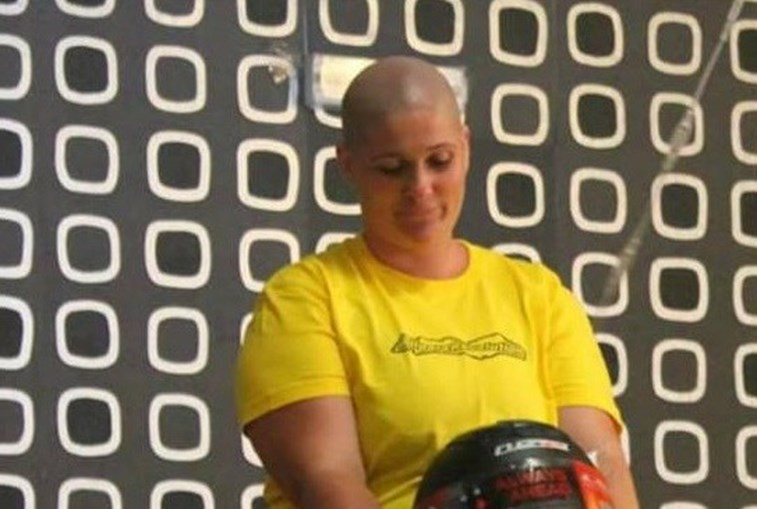 Daniela Costa rapou o cabelo para simular que tinha cancro. Fingia estar doente e beneficiava de peditórios e campanhas solidárias
