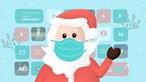 O ano do pai natal com máscara. Tudo sobre a quadra até 25 de dezembro