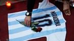 """""""Nem tinha casa de banho normal"""": Imprensa argentina mostra quarto onde morreu Maradona"""