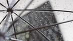 Chuva regressa ao continente a partir de amanhã