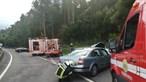 Criança ferida com gravidade em colisão entre dois carros em Vale de Cambra