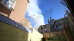Quatro feridos em incêndio de prédio em Lisboa tiveram alta e quinto em estado grave
