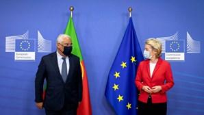 Ninguém tem legitimidade para questionar posição de Portugal sobre valores da União Europeia, diz Costa