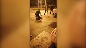 Dois detidos em desacatos junto a café em Setúbal