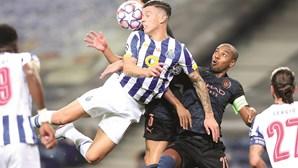 Empate carimba apuramento do FC Porto na Liga dos Campeões