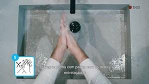 Vídeo mais popular do Youtube em 2020 é... a técnica de lavagem de mãos da DGS