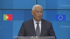 António Costa avisa que Governo pode rever no próximo dia 18 medidas para Natal e Ano Novo