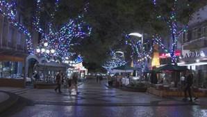 Luzes de Natal resistem à crise da Covid-19