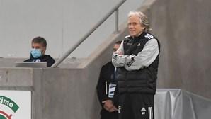 Benfica defende Jorge Jesus por causa de resposta a jornalista