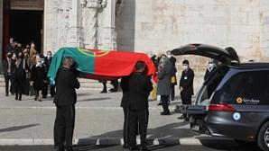As imagens do último adeus a Eduardo Lourenço, o eterno pensador português
