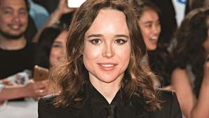 """Ellen Page agora é Elliot e está """"feliz mas assustado"""""""