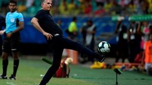Carlos Queiroz quer ir ao Mundial de 2022